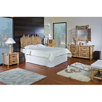 Piece Bedroom  on Rattan Havana Bamboo 4 Piece Bedroom Set   4 Pc Set 712 B