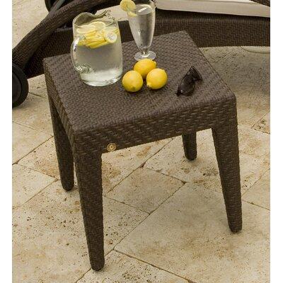 Soho Patio Wicker Side Table