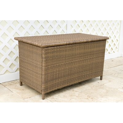 Hospitality Rattan Grenada Resin Deck Box at Sears.com