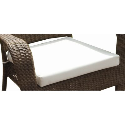 Hospitality Rattan Grenada Patio Rocking Chair Cushion - Color: Dupione Palm at Sears.com