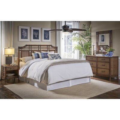 Walden Panel Bedroom Set Size: King