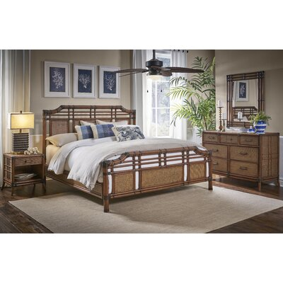 Walden Complete Queen Bedroom Set Size: King