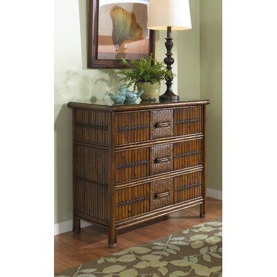 Hospitality Rattan Polynesian 3 Drawer Dresser at Sears.com