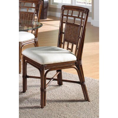 Credit for Padre Island Dining Side Chair with...