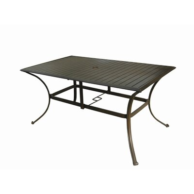 Island Breeze Panama Jack Rectangular Dining Table