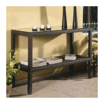 Soho Patio Console Table