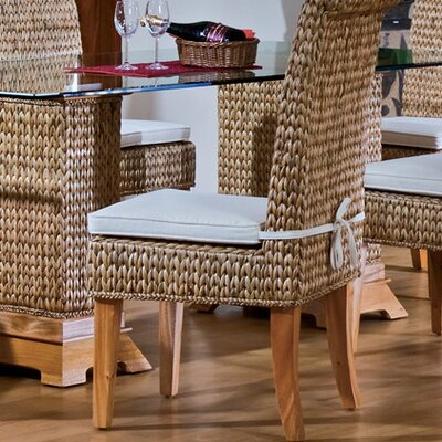 Easy furniture financing Sea Breeze Dining Side Chair with C...