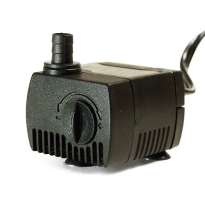 "65-80 GPM Aquarium and Fountain Pump with 24"" Tubing"