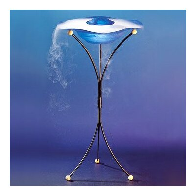 Floor Mist Fountain Finish Blue