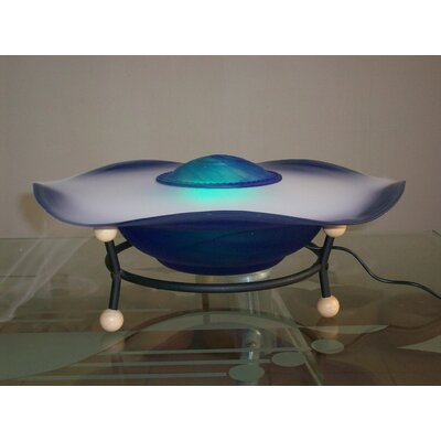 Tabletop Mist Fountain Finish Blue