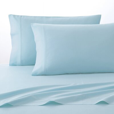 300 Thread Count Pima Cotton Sheet Set Size: Queen, Color: Baby Blue