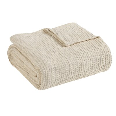Outlast/Cotton Luxury Hi Tech Blanket Size: Full, Color: Natural