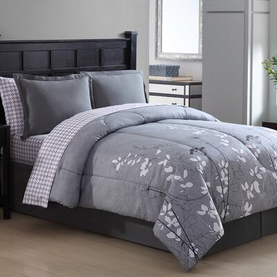 Bainbridge Bed-In-a-Bag Set Size: Queen