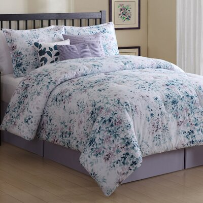 Studio Petra 7 Piece Comforter Set Size: Queen