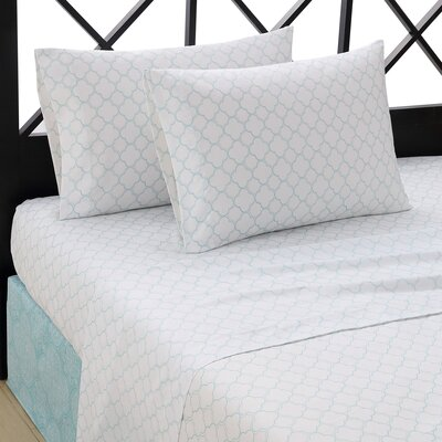 Silverton 4 Piece Sheet Set Size: Full