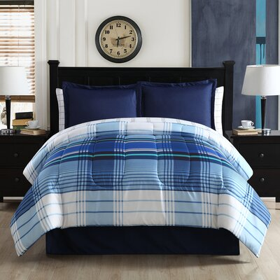Belmar 8 Piece Comforter Set Size: Full