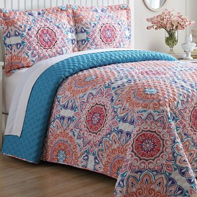 Valentina Quilt Set Size: King