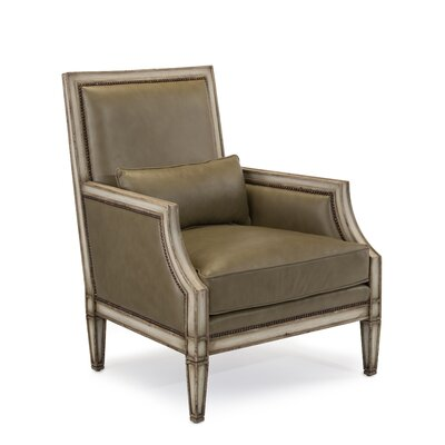 Morris Occasional Armchair Color: Trentino Gray