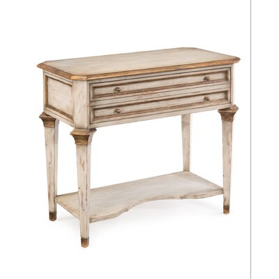 Rosselli End Table With Storage