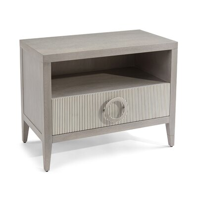 Perth 1 Drawer Nightstand