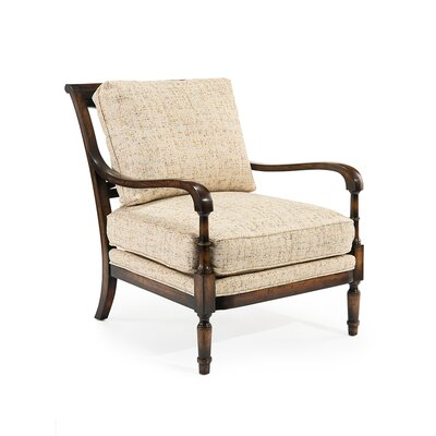 Chadwick Arm Chair Upholstery: 2104 Fabric