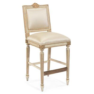 Italian 28 Barstool Upholstery: 1062 Fabric