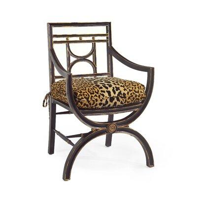 Cane Seat Arm Chair