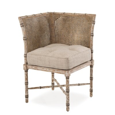 French Linen Side Chair