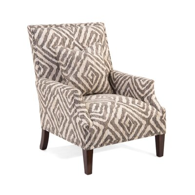 Scoop High Back Arm Chair