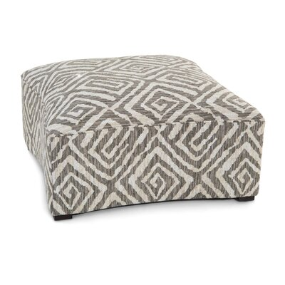 Concaved Ottoman