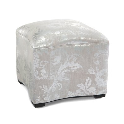 Curved Ottoman Upholstery: 2062 Fabric