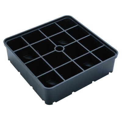 3 Patio Decking Riser Block