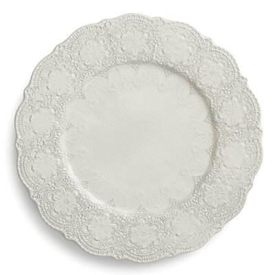 """Merletto 12.25"""" Charger Plate"""