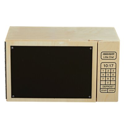 Kitchen Play Little Chef Microwave Oven