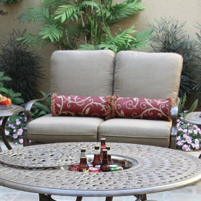 Bergen Deep Seating Loveseat Cushion 531 Product Pic