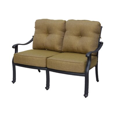 San Marcos Deep Seating Loveseat with Cushion
