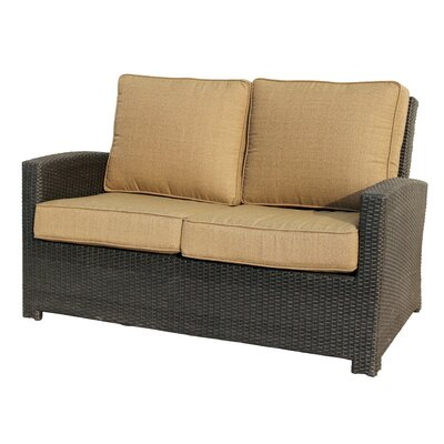 Vienna Deep Seating Loveseat with Cushion