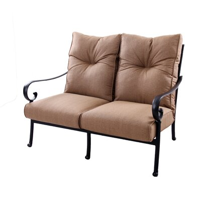 Santa Anita Deep Seating Loveseat