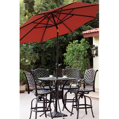 Lincolnville Bar Height Dining Set 9407 Item Image