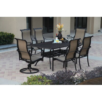 Monterey 7 Piece Dining Set