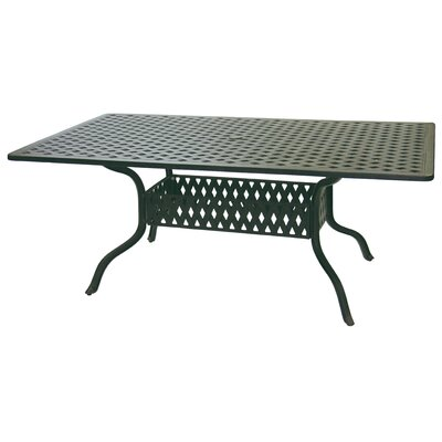 Series 30 Dining Table Table Size: 92 L x 42 W