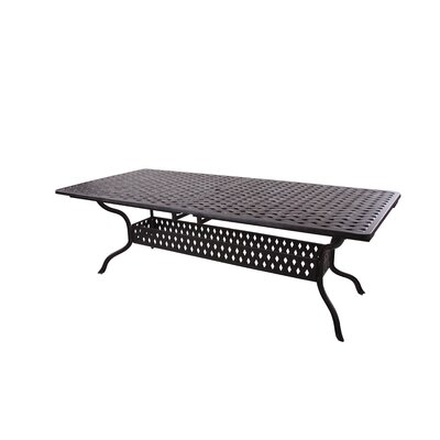 Series 30 Dining Table Table Size: 92 - 120 L x 42 W