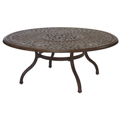 Series 60 Chat Table Finish: Antique Bronze