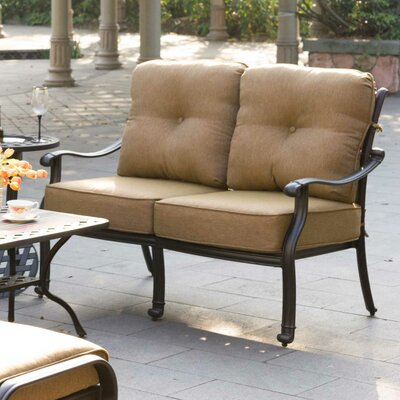 San Marcos Deep Seating Loveseat