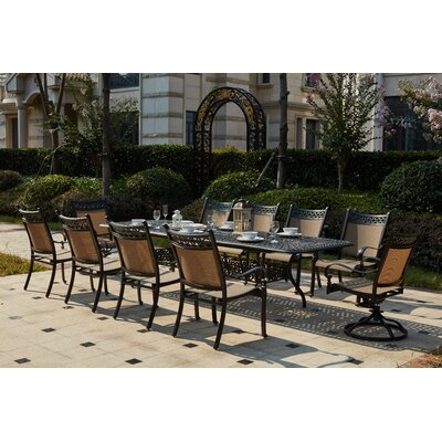 Mountain View 11 Piece Dining Set