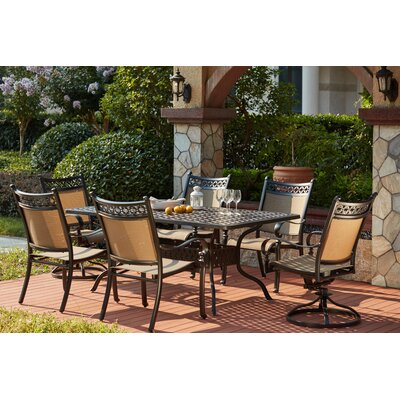 Mountain View 7 Piece Dining Set