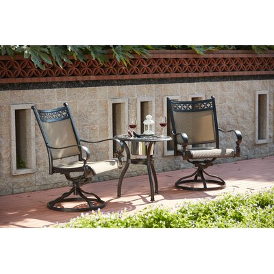 Mountain View 3 Piece Rocker Seating Group