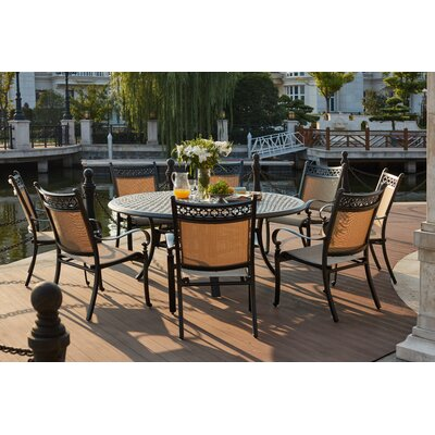 Mountain View 9 Piece Dining Set