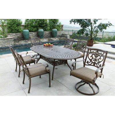 Sasso Dining Set Cushions - Product photo