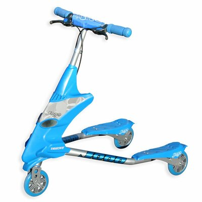 Trikke Tech Inc. T5 Jogo Kick Scooter T5J-BU